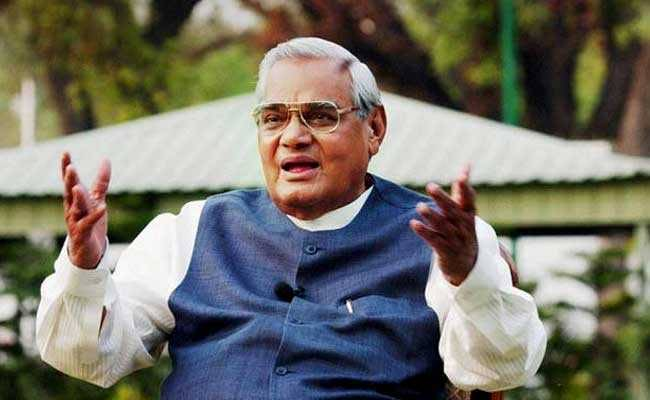 Atal Bihari Vajpayee dies at 93, Centre declares 7-day national mourning